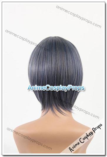 Black Butler Ciel Phantomhive Cosplay Wigs 02