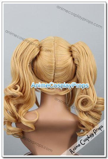 Black Butler Elizabeth Midford Cosplay Wigs 01