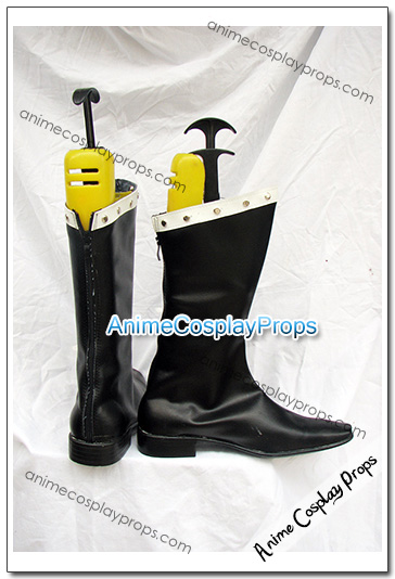 Castlevania Dracula Cosplay Boots 02