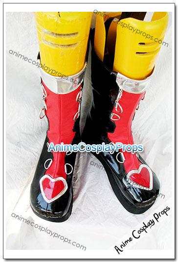 Demonbane Al Azif Cosplay Boots 01