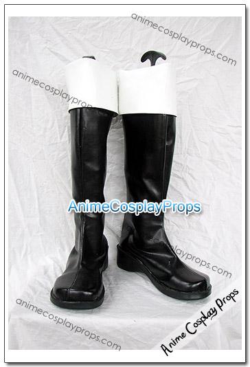 Hetalia Axis Powers Germany Cosplay Boots 01