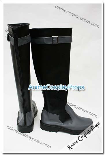 K Saruhiko Fushimi Cosplay Boots 01