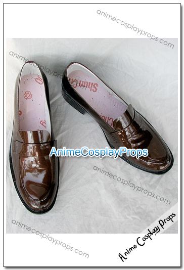 La Corda D Oro Golden Cosplay Boots 01