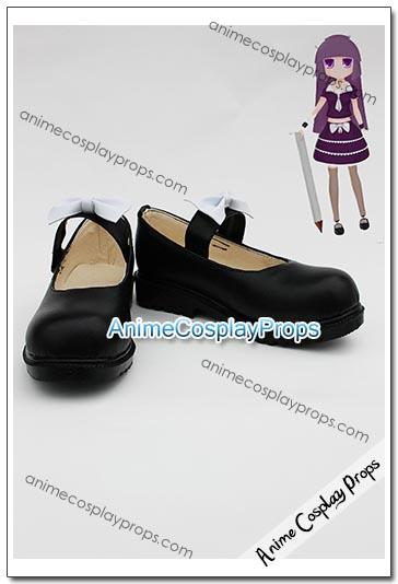 Neko Nazo Project Nekonazotan Cosplay Boots 01
