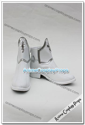 Sword Art Online Asuna Cosplay Boots 01