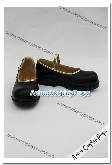 Sword Art Online Silica Cosplay Boots 01