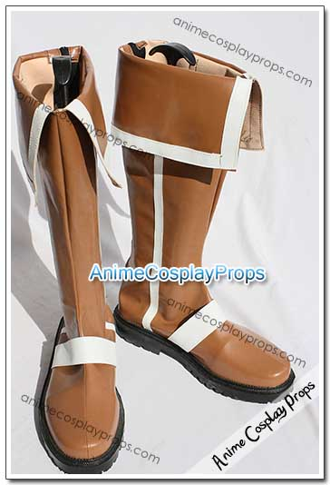 Tantei Opera Milky Holmes Saku Tooyama Cosplay Boots 01