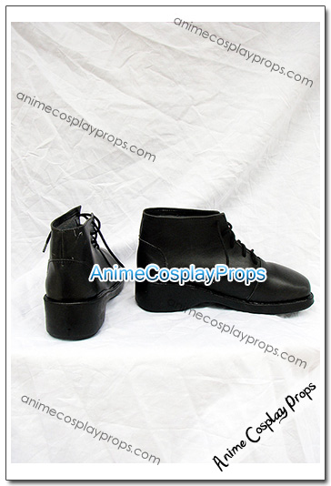 The Beautiful World Kino Cosplay Boots 01