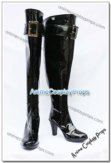 Togainu No Chi Emma Cosplay Boots 01