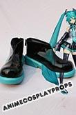 Vocaloid Hatsune Miku Cosplay Boots 07