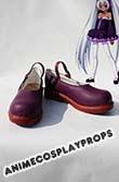 Vocaloid Yamine Aku Cosplay Boots 01