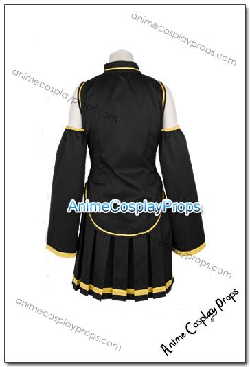 Vocaloid Akita Neru Cosplay Costume