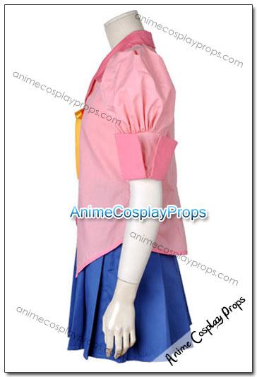 Bakemonogatari Cosplay Girl Uniform Short