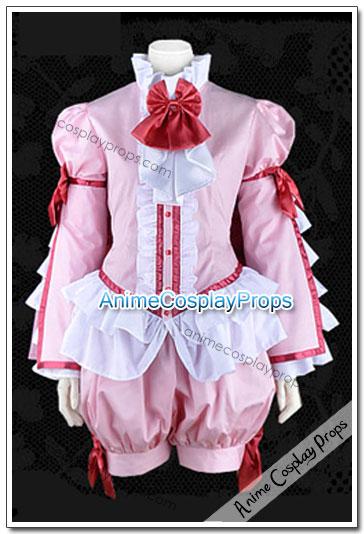 Black Butler Elisabeth Pink Costume
