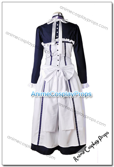 Kuroshitsuji Ii Cosplay Hanna Costume