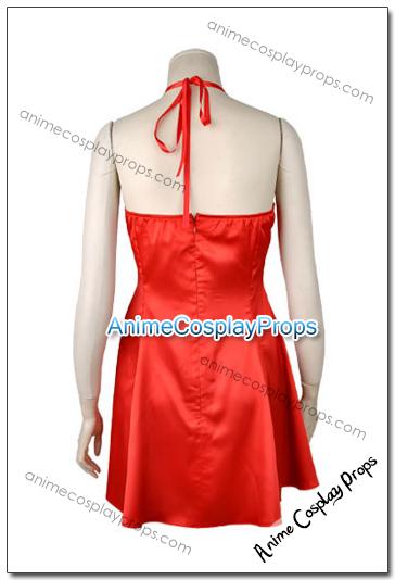 Panty Stocking With Garterbelt Cosplay Panty Dress