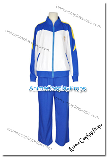 Raimon High School Football Sports Costume