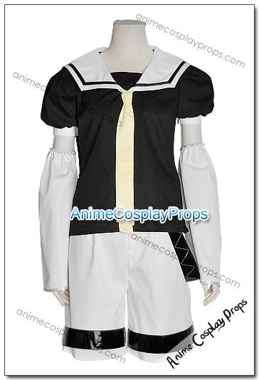 Vocaloid Shirogane Kagamine Len Cosplay Costume