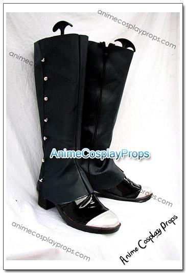 Black Butler Ciel Phantomhive Cosplay Shoes 11