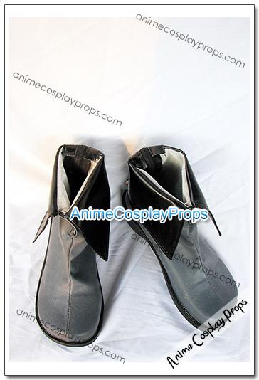 Hetalia Axis Powers China Cosplay Shoes 01