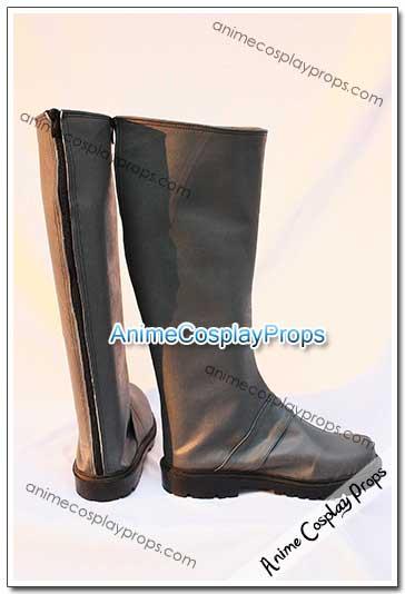 Hetalia Axis Powers Germanen Cosplay Shoes 01