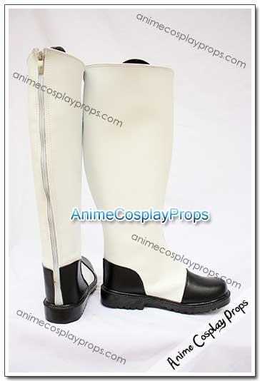 Hetalia Axis Powers Hong Kong Cosplay Shoes 01