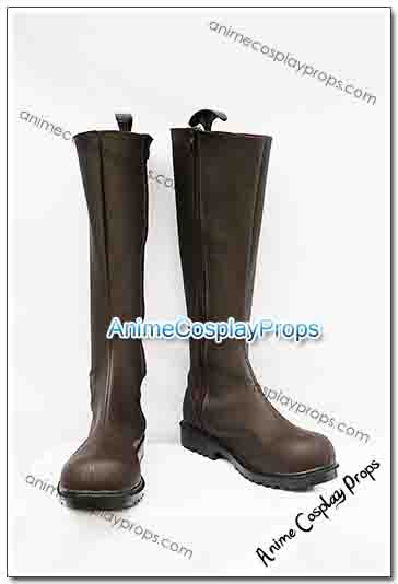 Hetalia Axis Powers Italy Cosplay Shoes 01