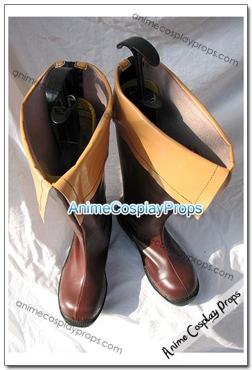 Hetalia Axis Powers Russian Cosplay Shoes 01