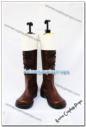 Hetalia Axis Powers Swiss Cosplay Shoes 01