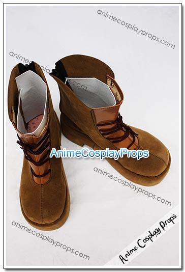 Hetalia Axis Powers Swiss Cosplay Shoes 02