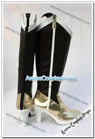 Puella Magi Madoka Magica Mami Tomoe Cosplay Shoes 02