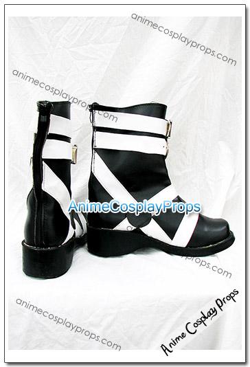 Soul Eater Maka Albarn Cosplay Shoes 01