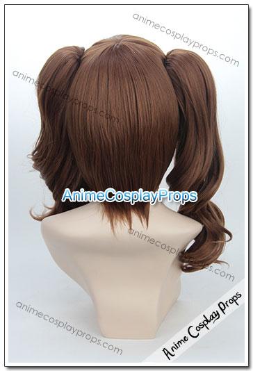Gin Tama Tae Shimura Cosplay Wigs 01