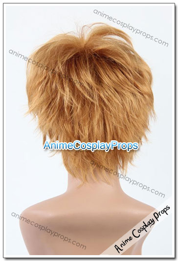 Kingdom Hearts Roxas Cosplay Wigs 01