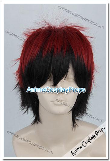 Kurokos Basketball Taiga Kagami Cosplay Wigs 01