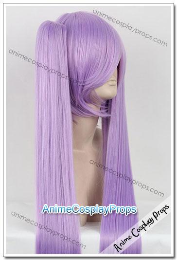 Lucky Star Kagami Hiiragi Cosplay Wigs 01