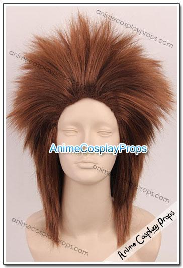 Naruto Choji Akimichi Cosplay Wigs 01