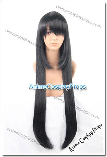 Puella Magi Madoka Magica Homura Akemi Cosplay Wigs 01