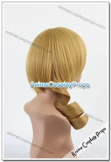 Puella Magi Madoka Magica Mami Tomoe Cosplay Wigs 01
