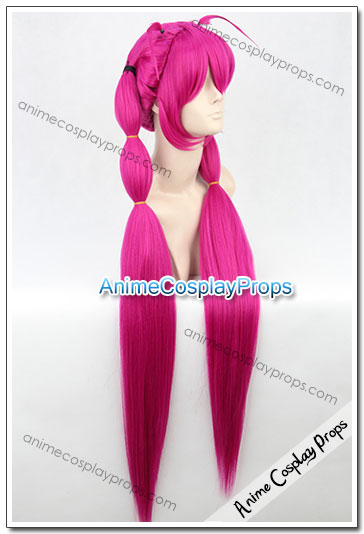 Smile PreCure Miyuki Hoshizora Cure Happy Cosplay Wigs 01