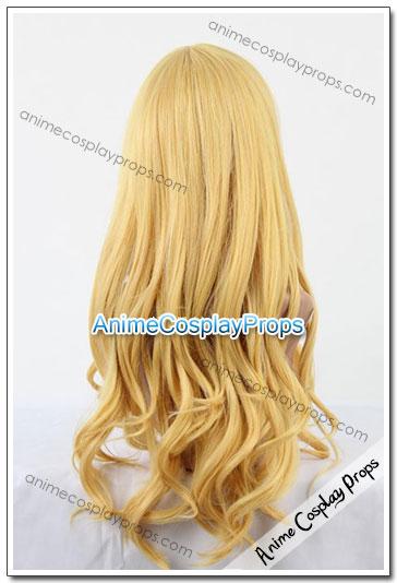 Touhou Project Marisa Kirisame Cosplay Wigs 01