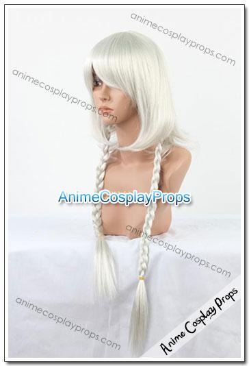 Touhou Project Sakuya Izayoi Cosplay Wigs 01