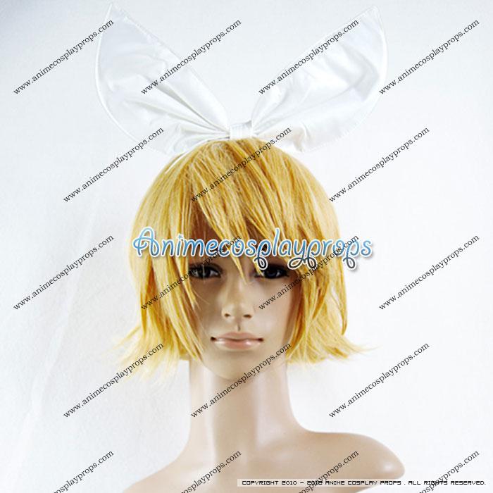 Vocaloid Cosplay Rin Kagamine Wigs [Wigs Vocaloid 8]