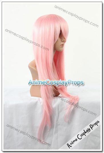 Vocaloid Megurine Luka Pale Pink Cosplay Wigs 01