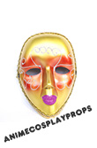 Masquerade Gold Venice Mask 01