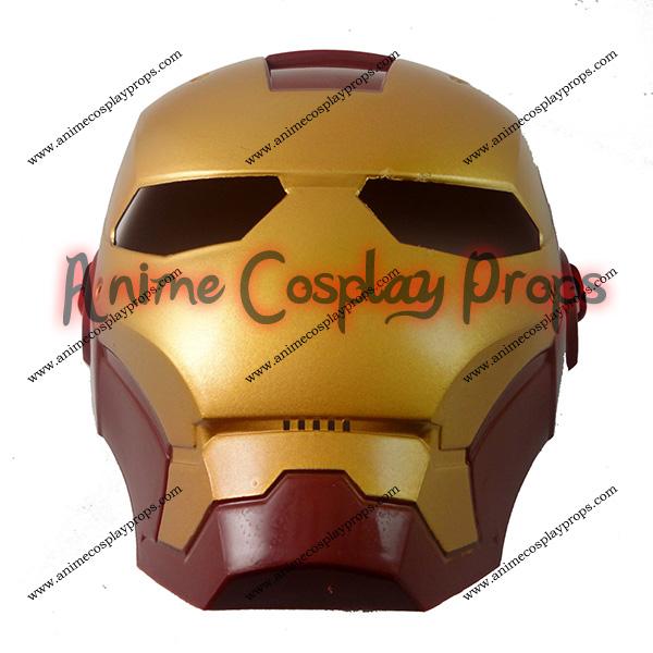 Iron Man Mask 01