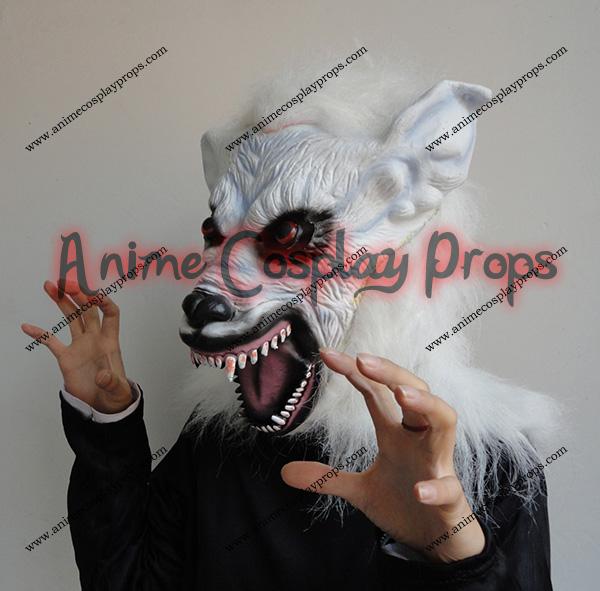 Wolf Mask 01