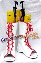 Naruto Ninja Shoes Cosplay Sakura Haruno Boots