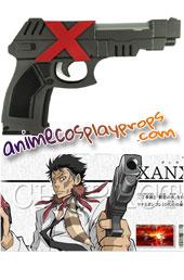 Katekyo Hitman Reborn Guns Xanxus Cosplay Guns